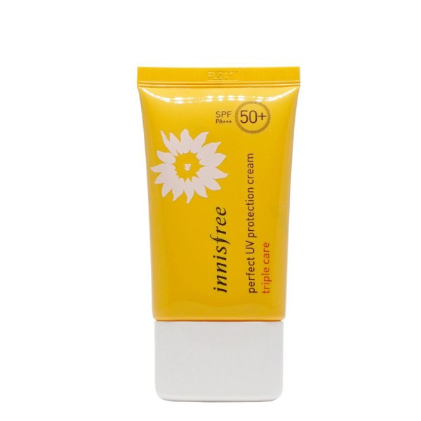 Kem chống nắng Innisfree Triple Care - Perfect UV Protection Cream Triple Care S