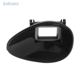KOK 22mm Rubber DSLR Camera Photo Eyecup Eye Cup Eyepiece Hood for Nikon D7100 D7000