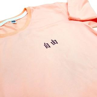 Áo thun Nữ phong cách hàn quốc in họa tiết Hoa