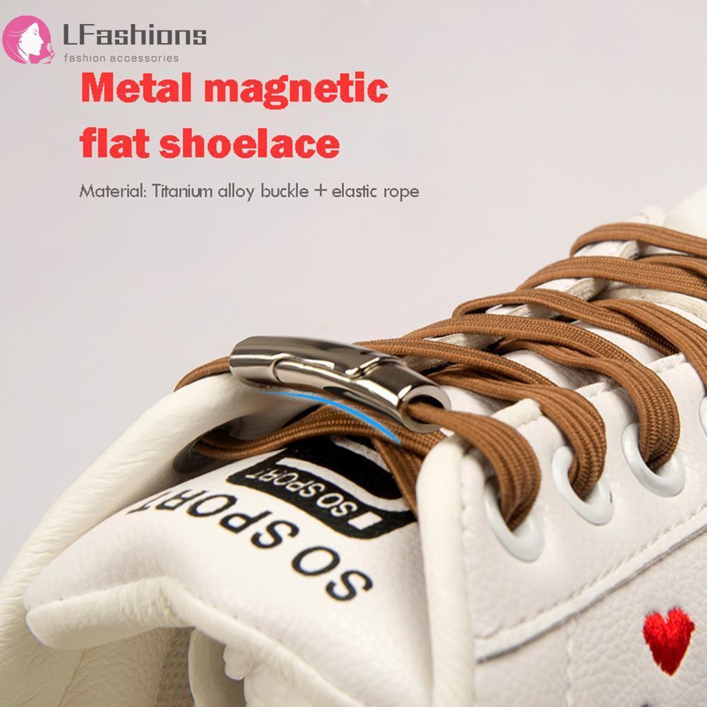 Dây giày không cần buộc phối khóa nam châm tiện dụng
