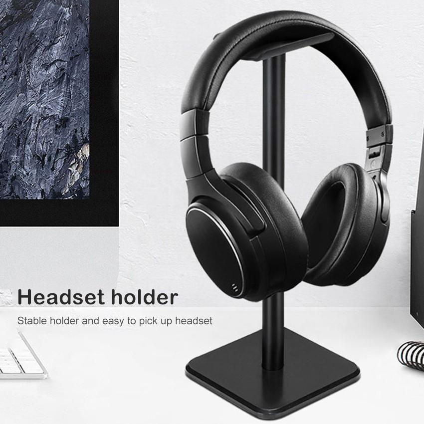Giá đứng treo tai nghe Wiresto bằng hợp kim nhôm