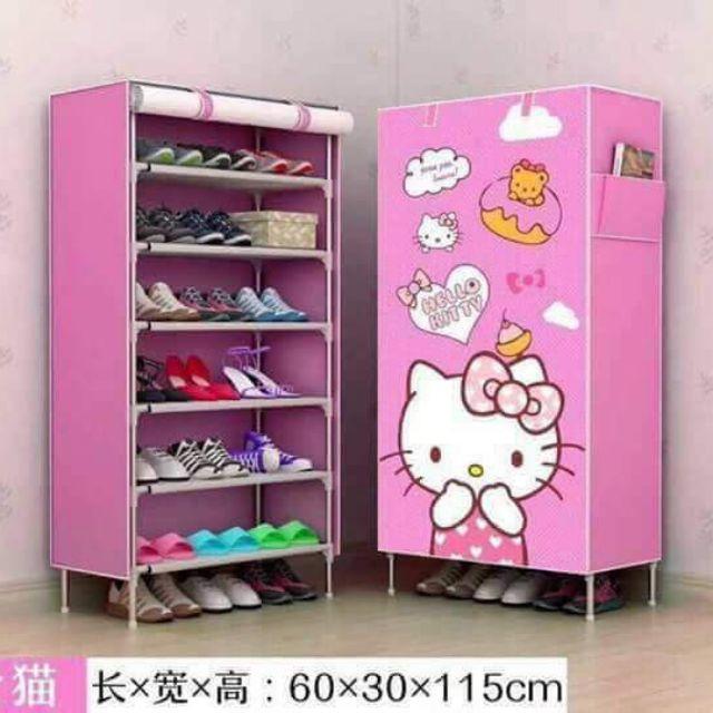 Tủ giày kitty .........