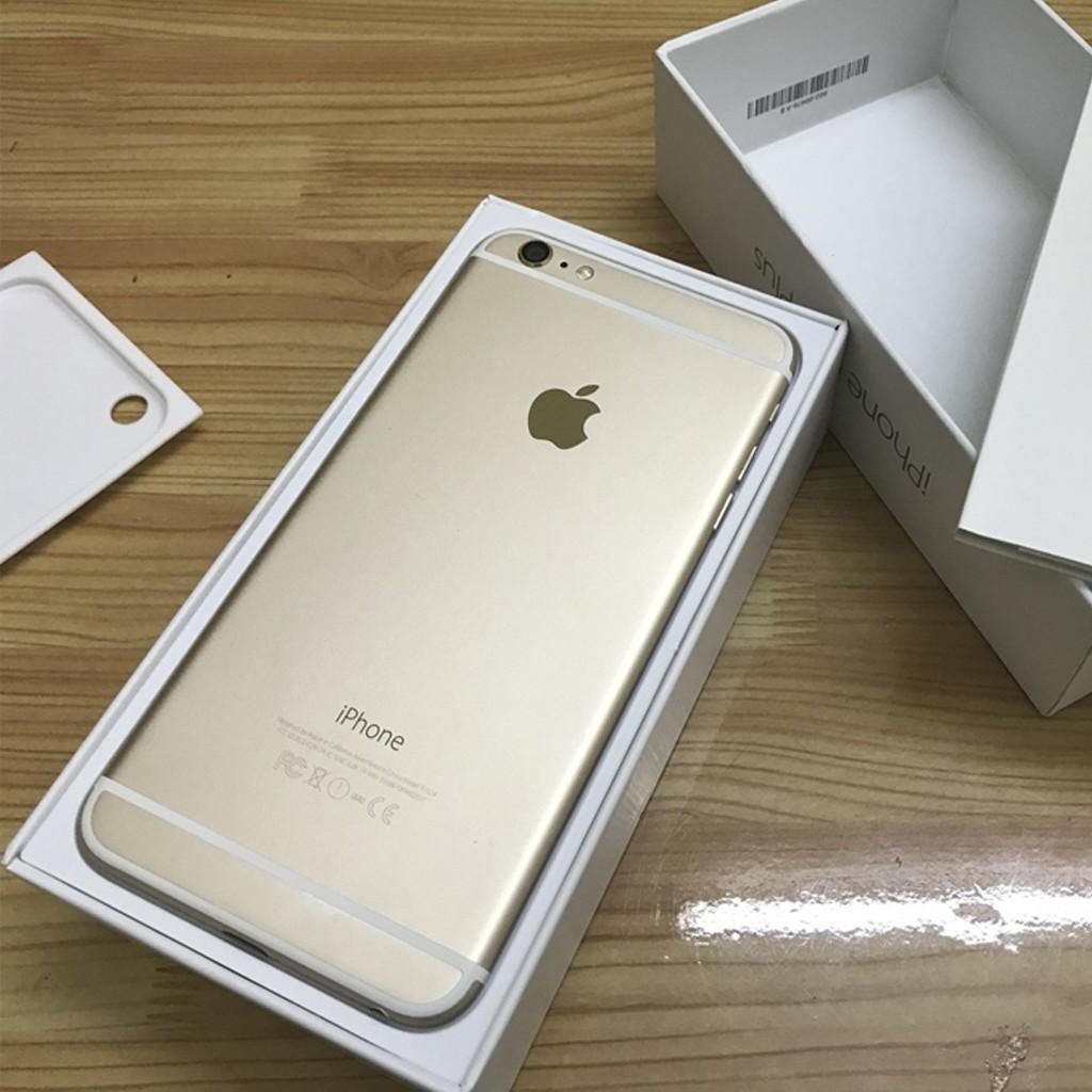 ⚡ [Chính Hãng] Điện thoại iphone 6 bản quốc tế 16Gb màu gray/gold/silver | Shopee Việt Nam
