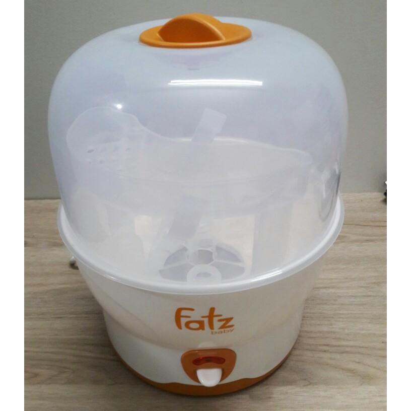 Máy tiệt trùng hơi nước siêu tốc 6 bình sữa Fatz Baby FB4019SL