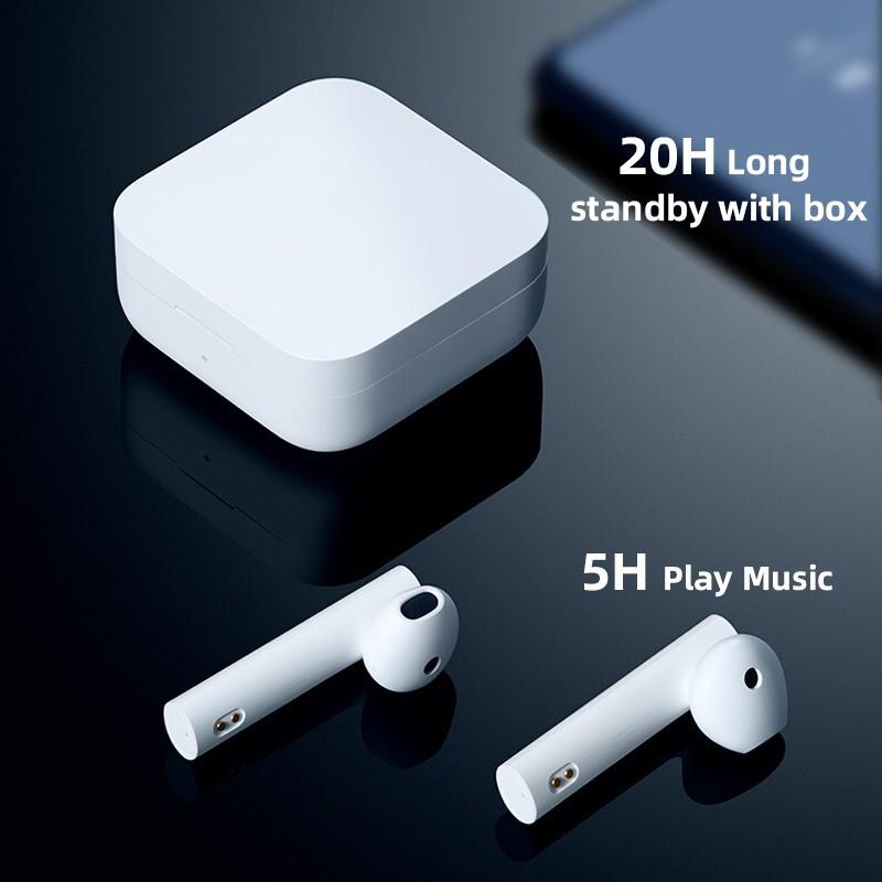 Tai nghe Bluetooth Xiaomi air2 SE / Tai nghe thể thao giảm tiếng ồn / Tai nghe nhét tai nhỏ trong tai