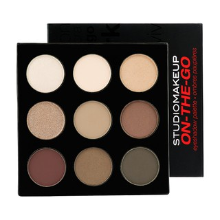 Phấn mắt STUDIOMAKEUP ON THE GO - EYESHADOW PALETTE - SSP-02 COOL DOWN thumbnail