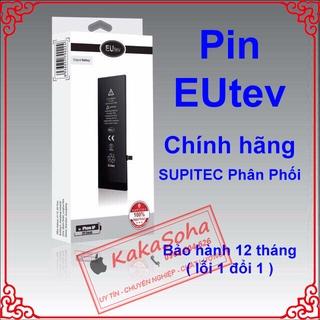 Pin iPhone chính hãng EUtev cho iPhone 5/5s/SE/6/6Plus/6S/6SPlus/7/7Plus/8/8Plus/X/XS/XSMAS