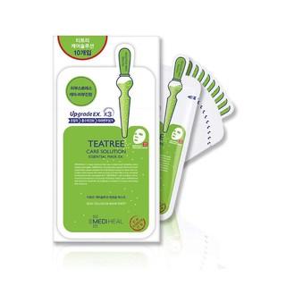 Hình ảnh Mặt Nạ Tinh Chất Tràm Trà Ngăn Ngừa Mụn Mediheal Tea tree Care Solution Essential Mask Ex 24ml-4