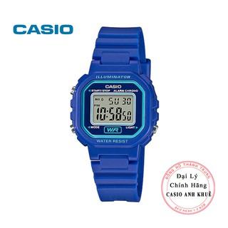 Đồng hồ điện tử nữ Casio LA-20WH-2ADF dây nhựa