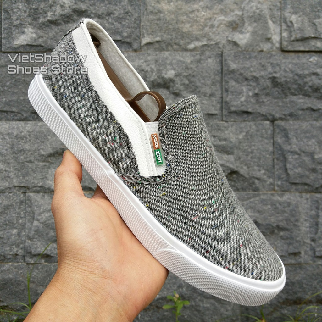 Slip on nam - Giày lười vải nam thương hiệu Xingchi màu (ghi) - Mã SP 535 - 9924550 , 1084799096 , 322_1084799096 , 230000 , Slip-on-nam-Giay-luoi-vai-nam-thuong-hieu-Xingchi-mau-ghi-Ma-SP-535-322_1084799096 , shopee.vn , Slip on nam - Giày lười vải nam thương hiệu Xingchi màu (ghi) - Mã SP 535