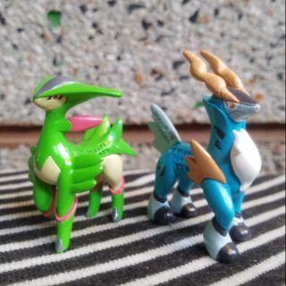 Mô hình sưu tầm pokemon_ Cả 2