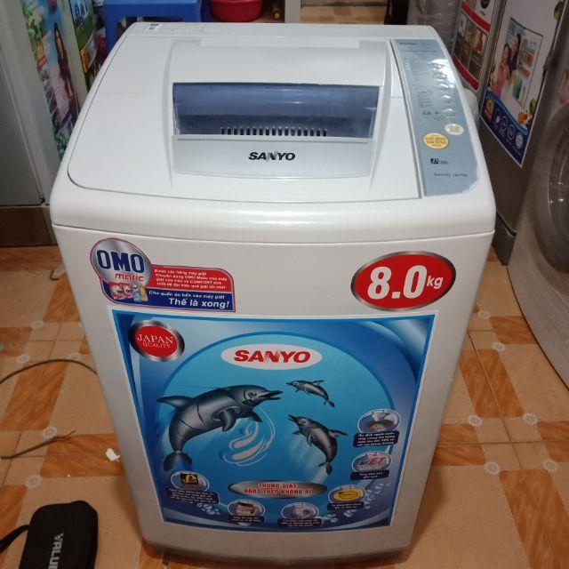 Máy giặt sanyo 8kg