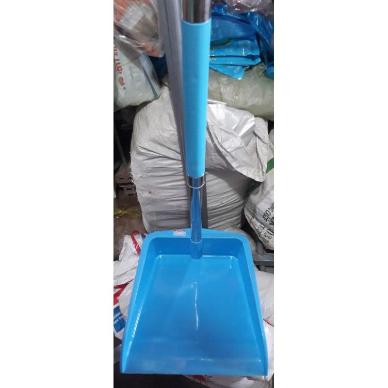 Hốt rác có cán inox lớn chính hãng 35,000đ