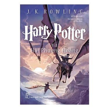 Sách - Harry Potter Tập 5 - Harry Potter Và Hội Phượng Hoàng (Tái Bản 2017)