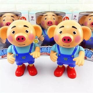 Lợn biết nhảy biết hát