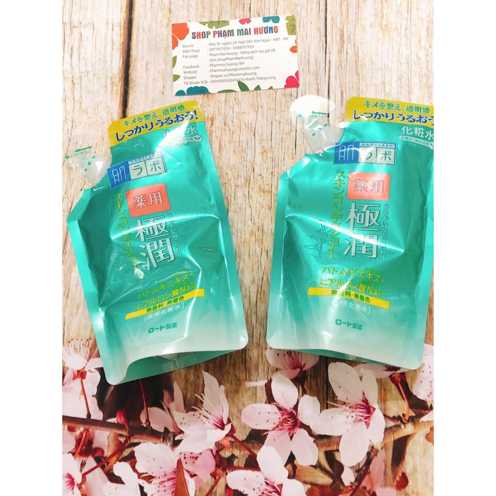 Túi refill nước hoa hồng Hada Labo da mụn màu xanh lá sọc vàng - 2432349 , 852128049 , 322_852128049 , 245000 , Tui-refill-nuoc-hoa-hong-Hada-Labo-da-mun-mau-xanh-la-soc-vang-322_852128049 , shopee.vn , Túi refill nước hoa hồng Hada Labo da mụn màu xanh lá sọc vàng