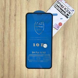 Dán cường lực iPhone X - Xs - 11 Pro Full màn hình thumbnail