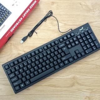Bàn phím Genius KB-110x hoặc KB-101