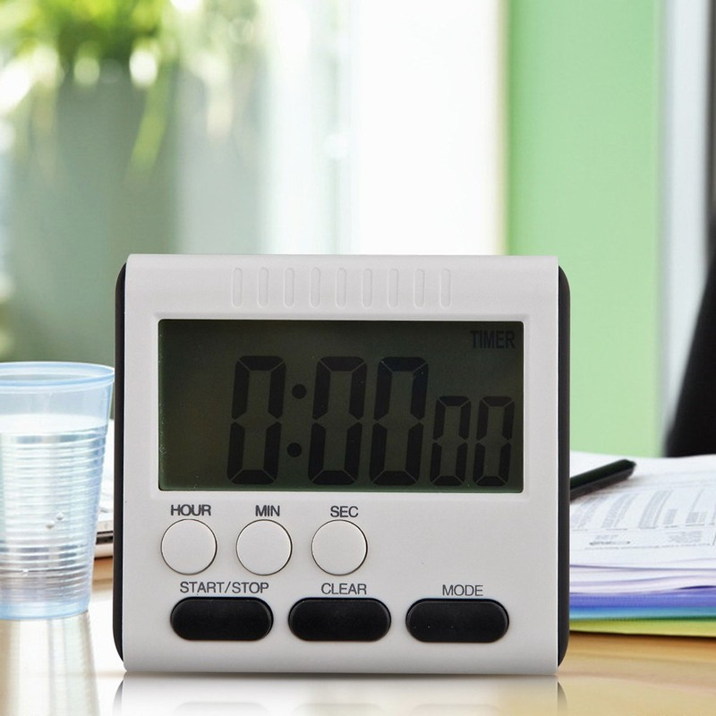 Đồng hồ hẹn giờ - Máy Móc Thiết Bị Pha Chế