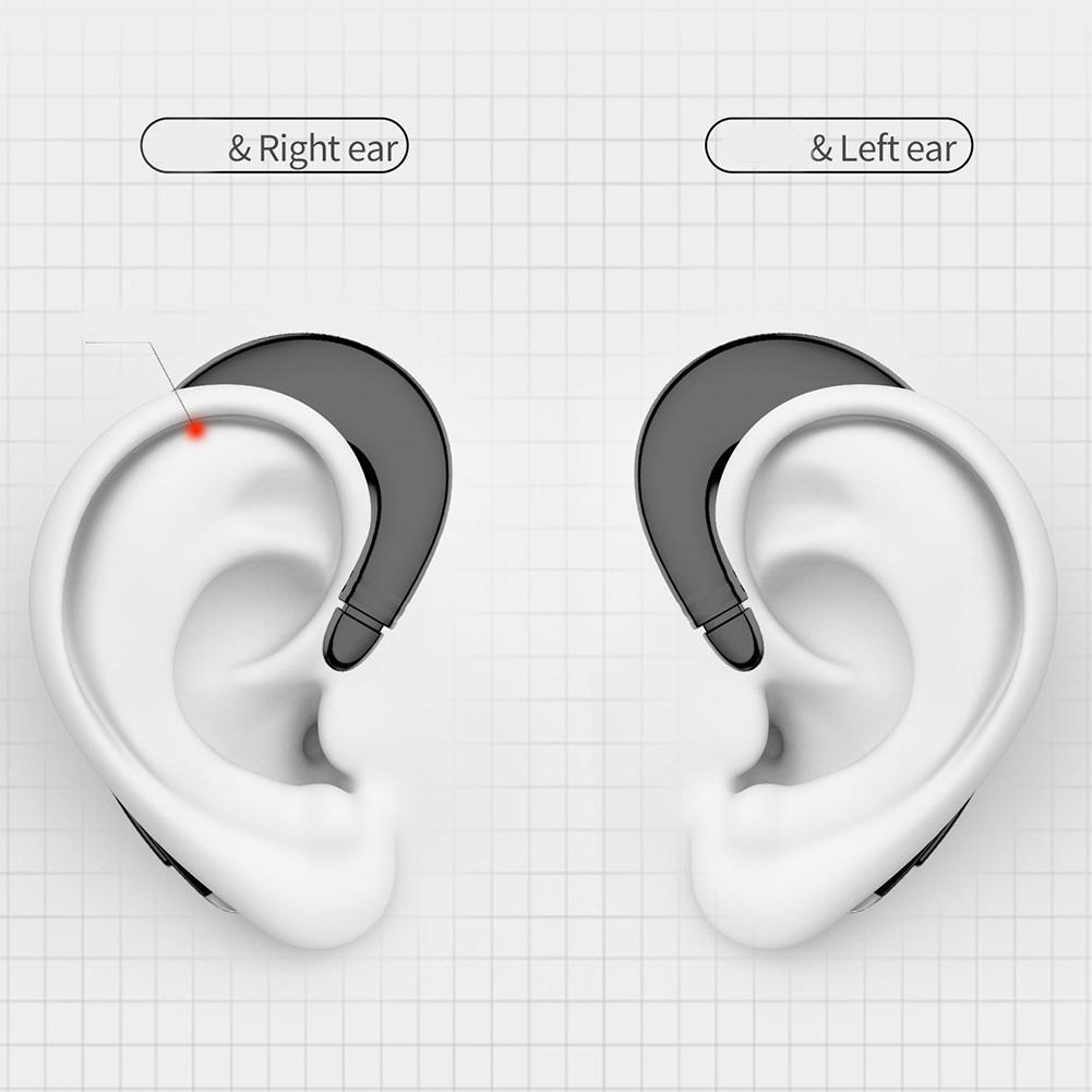 F700 Mono Wireless Simulation Bone Conduction Stereo