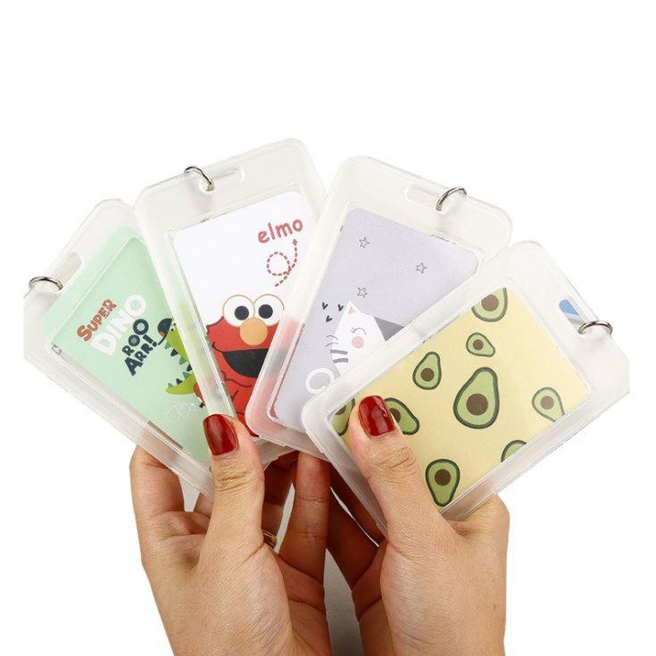 Móc khóa chuông kèm thẻ tên ( được chọn mẫu)