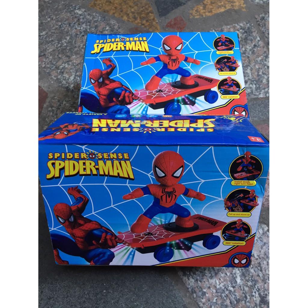 Đồ chơi người nhện trượt ván siêu đẳng cho các bé yêu - 3511809 , 1152599610 , 322_1152599610 , 110000 , Do-choi-nguoi-nhen-truot-van-sieu-dang-cho-cac-be-yeu-322_1152599610 , shopee.vn , Đồ chơi người nhện trượt ván siêu đẳng cho các bé yêu