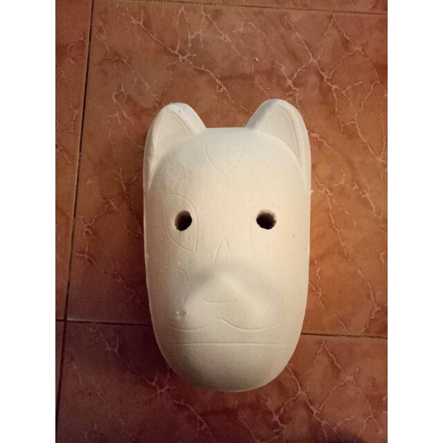 Mặt nạ cáo - mặt nạ mèo - fox mask (cả mặt, nửa mặt) U[PD]