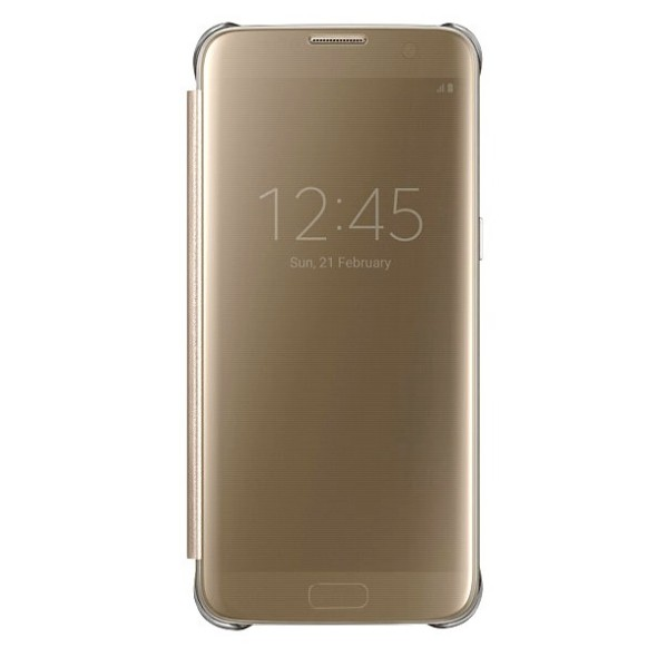 Bao Da Clear View Cover LED Galaxy Note Fan Edition Chính Hãng