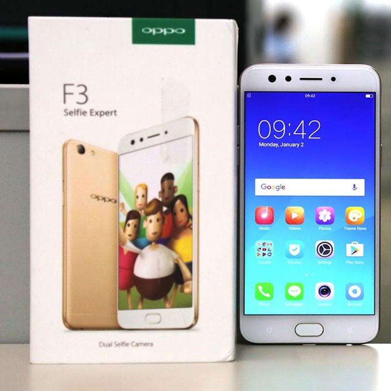 Điện thoại OPPO F3 giá rẻ