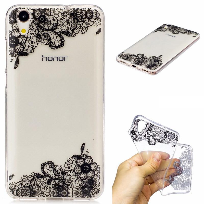 Ốp điện thoại TPU mềm đáng yêu thời trang dành cho Huawei Y3II Y5II Y6II