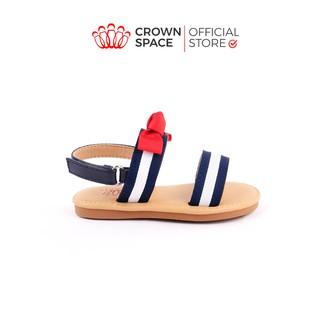 Sandal Bé Gái Crown UK Princes Sandals CRUK7015 Nhẹ Êm Thoáng Size 20-25 2-10 Tuổi thumbnail