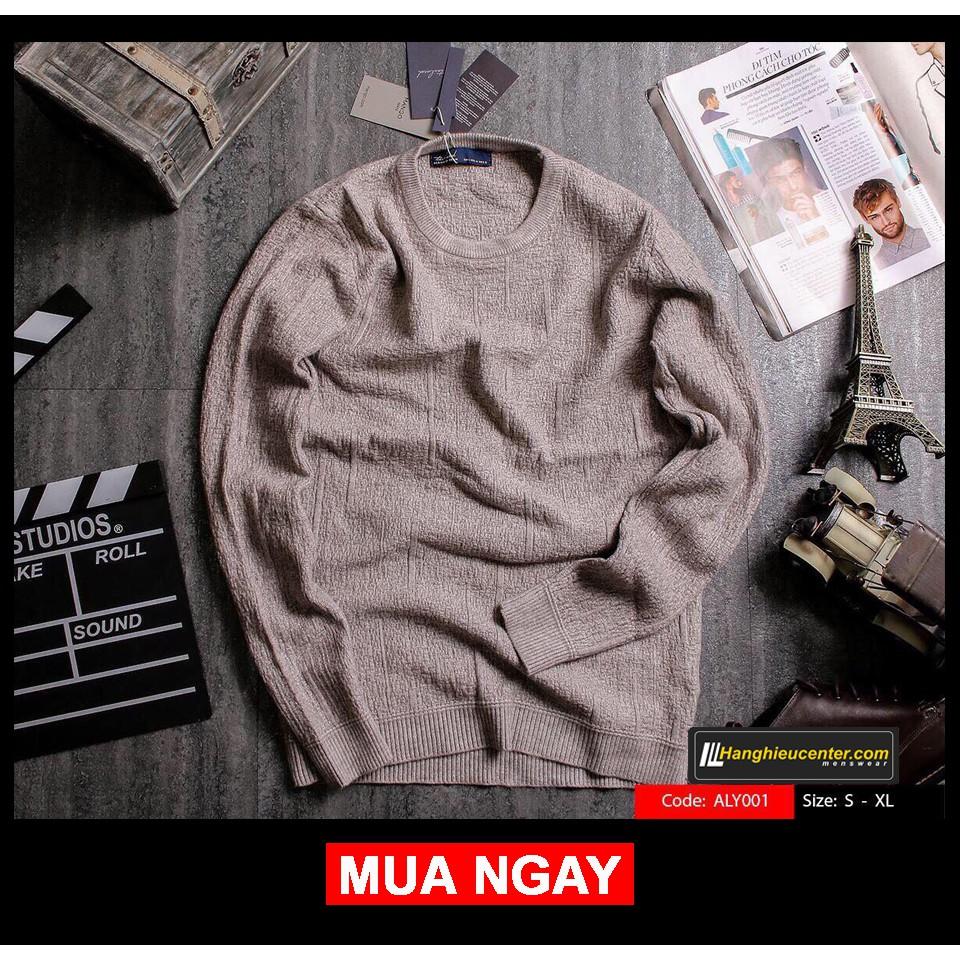 [Ảnh thật] Áo len dài tay Sweater Mango HL 1124