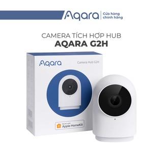 Aqara G2H bản Quốc Tế CH-H01 Camera wifi tích hợp Hub Zigbee, độ phân giải Full HD 1080p, hỗ trợ HomeKit thumbnail