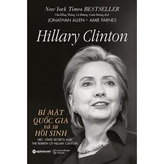Sách - Hillary clinton - Bí mật quốc gia và sự hồi sinh thumbnail