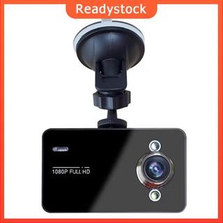 Car Camera 1080p HD DVR Recorder Night Vision Dual Video Lens Sensor Dash Cam Camera