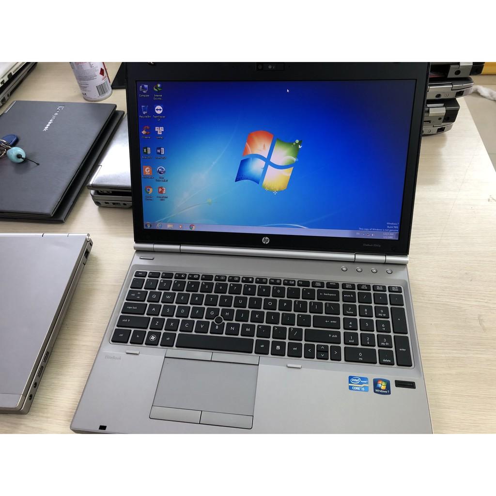 [Mã ELLAPTOP giảm 5% đơn 6TR] Laptop cũ hp elitebook 8570p i5 3320m ram 4gb hdd 320gb card rời amd 7570m cực khỏe