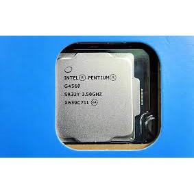 Bộ xử lý Intel® Pentium® G4560