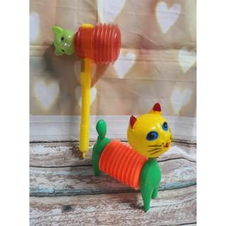 Bộ 1 mèo và 1 búa mèo chút chít