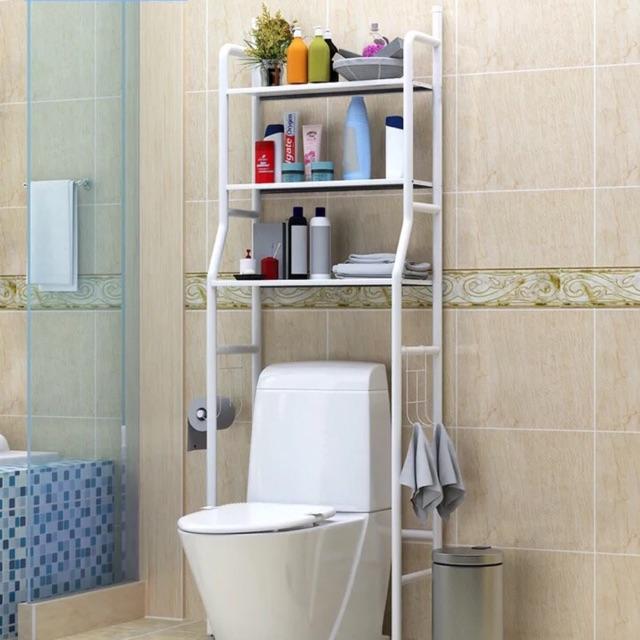 Kệ để đồ nhà tắm 3 tầng - 9980741 , 1272448807 , 322_1272448807 , 200000 , Ke-de-do-nha-tam-3-tang-322_1272448807 , shopee.vn , Kệ để đồ nhà tắm 3 tầng