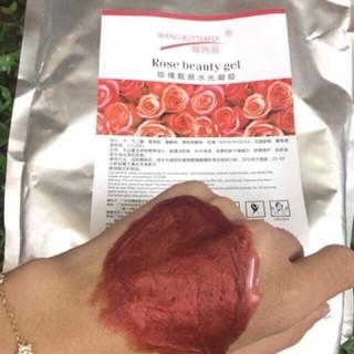 Mặt nạ hoa hồng collagen