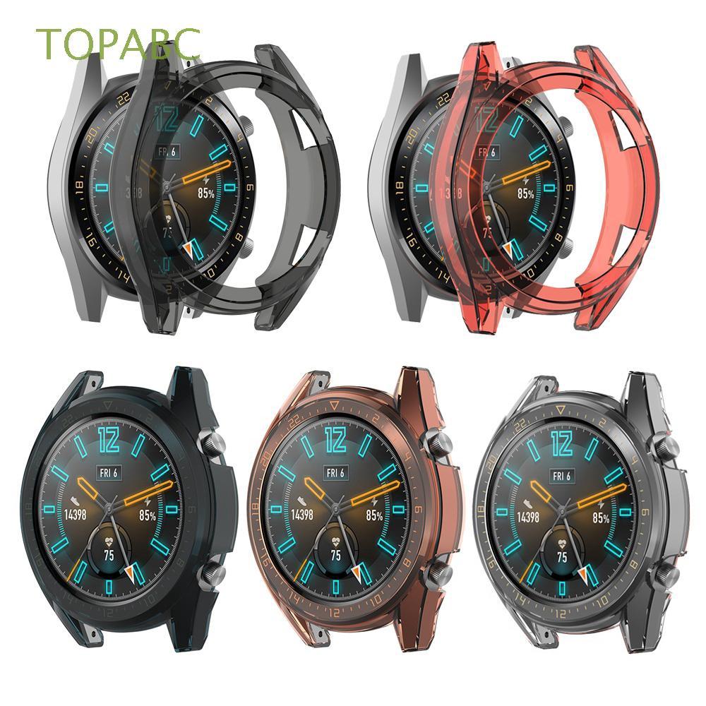 Vỏ Tpu Mềm 46mm Cho Đồng Hồ Thể Thao Huawei Watch Gt Active / Gt 2