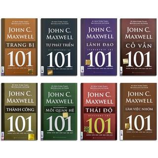 Sách - 101 những điều nhà lãnh đạo cần biết ( Combo 8 quyển )