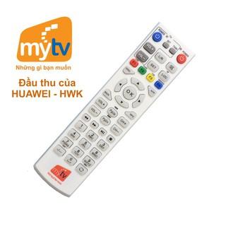 Điều khiển / Remote đầu thu My TV (My TV của hãng HUAWEI - ZTE - SmartBox)