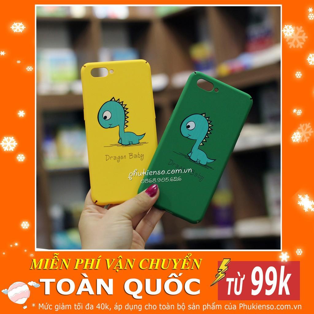 Ốp Lưng Oppo Dragon Baby Dành Cho Oppo A3s Nhựa Cứng Không Phai Màu (Ảnh  Thật)-Baseus Store
