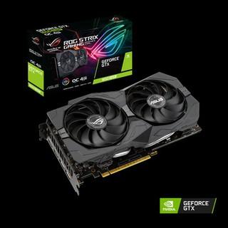 Card Màn Hình VGA ASUS ROG-STRIX-GTX1650S-4G-GAMING GeForce GTX 1650 SUPER 4GB GDDR6 – Hàng Chính Hãng