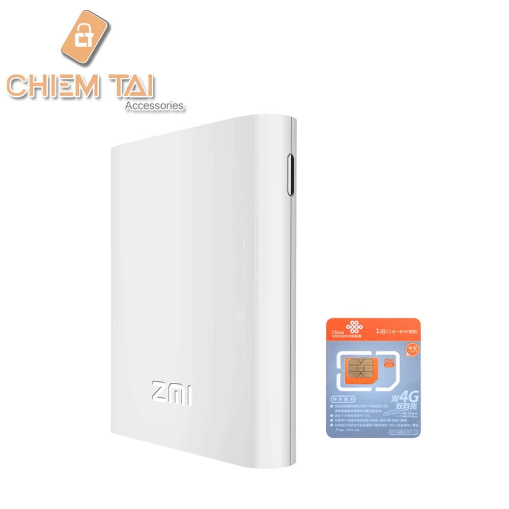 Bộ phát wifi từ sim 3G, 4G kiêm pin sạc dự phòng 7800 mA Xiaomi ZMI MF855 - 2932955 , 101733600 , 322_101733600 , 1100000 , Bo-phat-wifi-tu-sim-3G-4G-kiem-pin-sac-du-phong-7800-mA-Xiaomi-ZMI-MF855-322_101733600 , shopee.vn , Bộ phát wifi từ sim 3G, 4G kiêm pin sạc dự phòng 7800 mA Xiaomi ZMI MF855