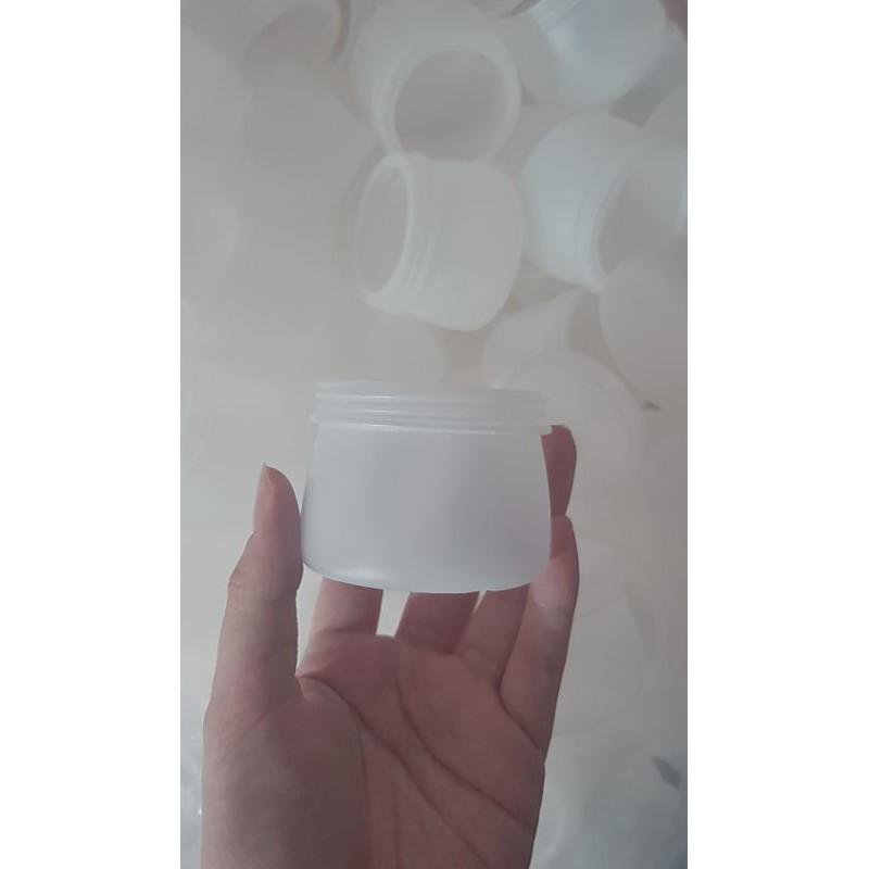 (100ml) 100 Hủ Nhựa Rỗng đựng Sữa Chua Kèm Nắp