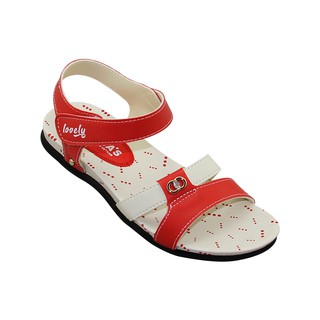 Sandal Bita s bé gái SOB.238 (Đỏ + Hồng + Hồng sen) thumbnail