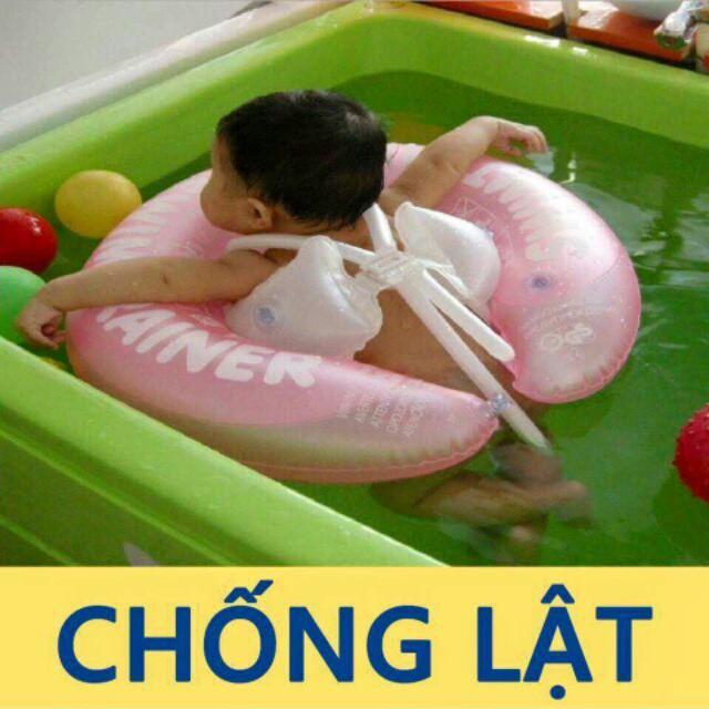 Phao bơi chống lật cho bé yêu