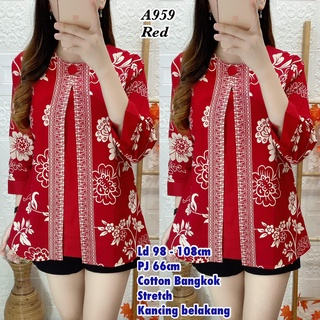 Áo blouse thời trang nhập khẩu mới BKK A959